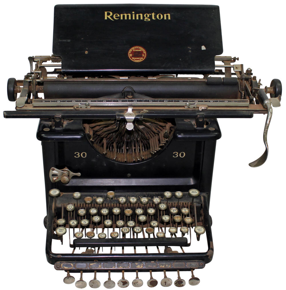 Remington 30 Typewriter