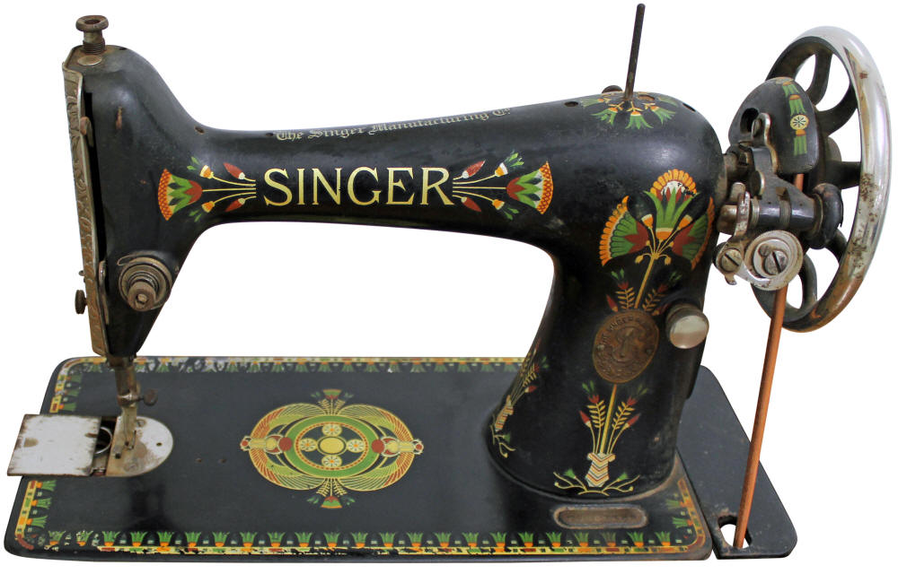 1920s Singer Treadle Sewing Machine