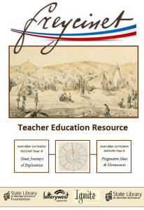 Cover of Teacher Education Resource