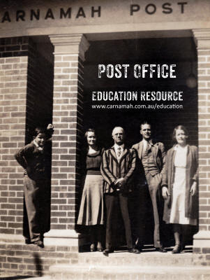 Post Office education resource