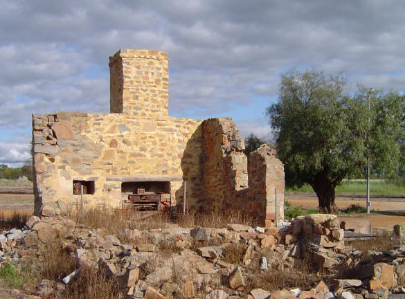 Bakehouse at the Macpherson Homestead in Carnamah