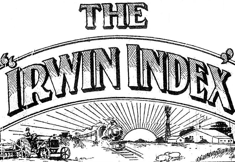 The Irwin Index
