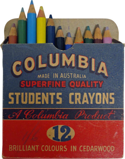 1940s Children's Pencils