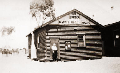 Offices of the Three Springs District Road Board
